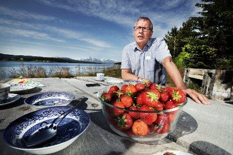 Ole-Johan Rødvei, ordfører i Balsfjord