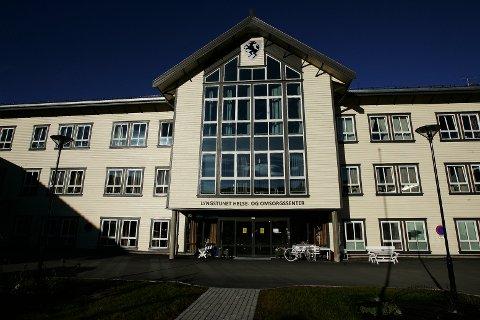 AVVIK: Sykehjemmet på Lyngstunet helse og omsorgssenter får kritikk av Fylkesmannen etter et tilsynsbesøk.