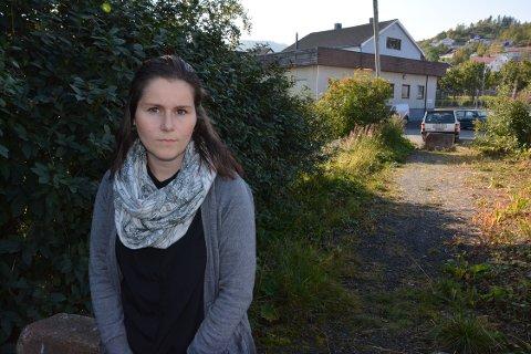 STOPP: Marthe vil ha stopp på heksejakta på hennes psykisk syke bror.