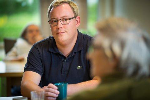 - STERK LESING: Kristoffer Kanestrøm (Frp), avtroppende byråd for helse og omsorg i Tromsø, sier at det gjør inntrykk å lese de ansattes egne beskrivelser av feil, mangler og uønskede hendelser i pleie- og omsorgssektoren.