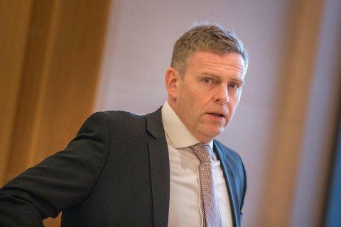 FORNØYD: Statsadvokat Torstein Lindquister er fornøyd med utfallet. Straffen mot 30-åringen ble et halvt år strengere enn det påtalemyndigheten påsto da rettssaken ble avsluttet i desember.