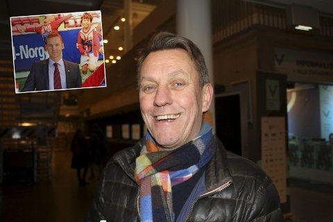 NY TIL-EIER? Gunnar Wilhelmsen sier TIL-eier Sparebanken Nord-Norge er kjent med tankene om oppkjøp av aksjene i TIL. Konsernsjef for konsernfunksjoner, Petter Høiseth, sier Sparebanken Nord-Norge åpner for salg.