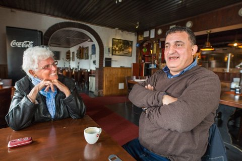 Ibrahim Kadi, Pizzeria Allegro