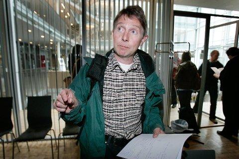 SMÅ TALL: Jens Ingvald Olsen har fått regnet på hva regjeringens kommunesatsing betyr for Tromsø. Han er ikke imponert.