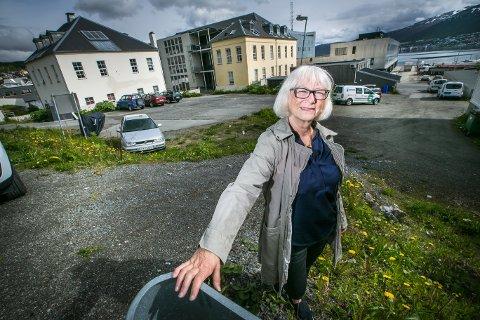IKKE OVERRASKET: Leder for helse- og velferdskomiteen, Gunhild Johansen, var forberedt på at utgiftene kunne fortsette å øke innen pleie og omsorg. - Resultater vil komme, men det er en tidkrevende prosess, sier hun.