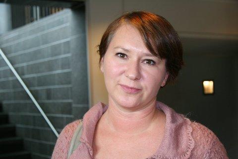 SOM EN SAKTE-FILM: - Jeg var i en boble og det første året var som en sakte-film, med meget sterke inntrykk, forteller Olga Goldfain, leder av støttegruppen i nord, og mamma til en av de som overlevde terroren på Utøya. Foto: Sissel Wessel-Hansen