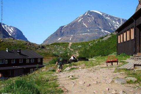 Kebnekaise Fjellstation. Arkivfoto: Grete Svennvig/ANB.