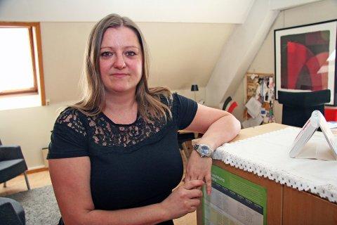 HOLDNINGSENDRING: Daglig leder ved Smiso, Lene Sivertsen, er ikke overrasket over at svært mange voldtektssaker også i Troms ender med henleggelse. Hun håper den aktuelle saken fra Hemsedal nå bidrar til en varig holdningsendring.