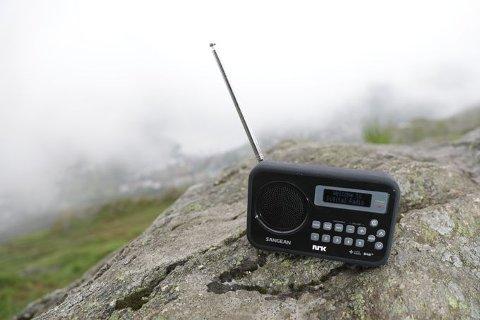 I desember går Troms og Finnmark over fra FM til DAB-radio. Foto: Vidar Langeland, Radio.no