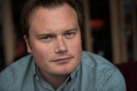 GIR SEG: Jonas Stein skal søke fritak fra sine politiske verv i Tromsø kommune fra sommeren.