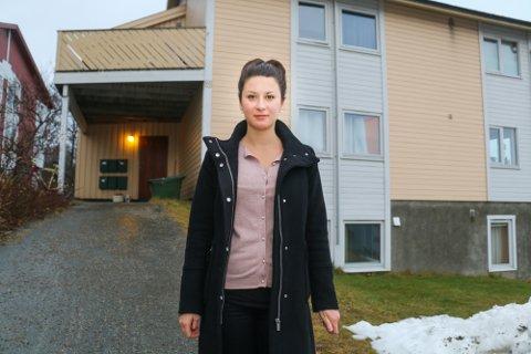 DÅRLIG STANDARD: Selma Kujovic advarte kolleger på UNN fra å leie bolig av sykehuset etter flere dårlige opplevelser. Saken var en av de mest leste på nordlys.no i tredje kvartal 2017.