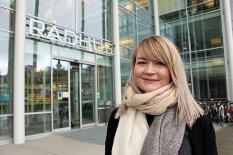 FIKK INKASSOVARSEL: Renate Pettersen var ikke engang i Oslo på det tidspunktet hun skal ha sneket på bussen. Likevel måtte hun bevise at det ikke var hun som ble stanset i kontroll av Ruter.