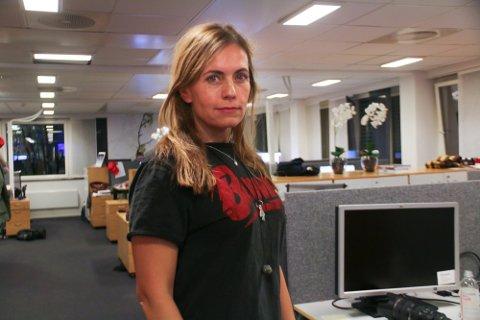 NY REDAKTØR: Sissel Wessel-Hansen har vært Nordlys-journalist siden 1999, og er nå nye feature-redaktør for lørdagsmagasinet.