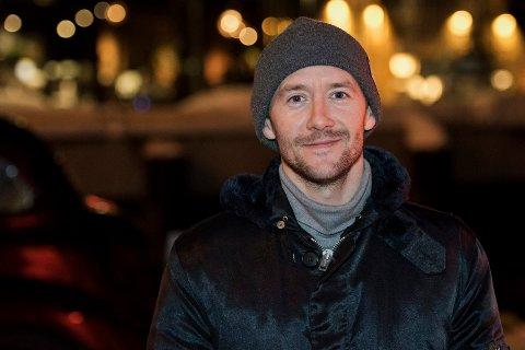 Thomas Gullestad spiller rollen som Jan Baalsrud - og har fått gode kritikker for innsatsen. I Tromsø blir det første gang han ser filmen på kino - han har bare sett den hjemme i stua på TVen sin før!
