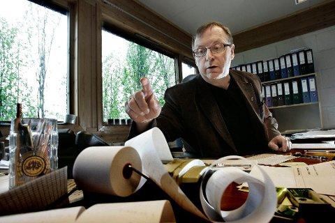 LISTETOPP: Jan Blomseth er fortsatt den som tjener mest av politikerne i kommunestyret i Tromsø. Inntektene kommer i hovedsak fra hans eget regnskapsfirma og annen privat næringsaktivitet.