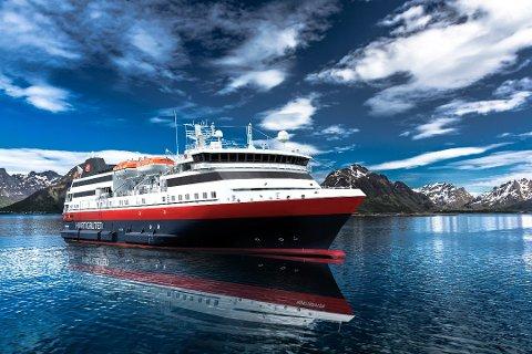 MULIG BØRSNOTERING: Hurtigruten vurderes børsnotert på nytt, melder Finansavisen i sin onsdagsutgave.