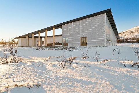 FORTSATT NAVNLØST: Tromsøs nye krematorium skal også brukes til gledelige begivenheter. Tromsø kommune har derfor bedt om forslag til hva bygget kan hete.