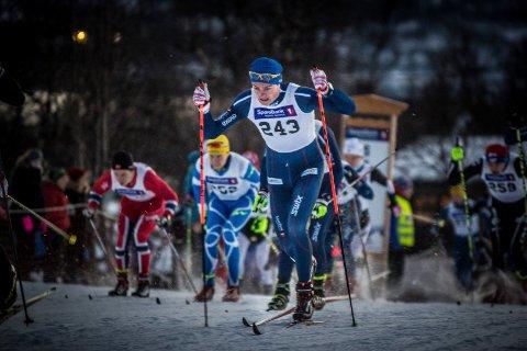 Torgeir Sulen Hovland imponerte med sjuendeplass i Latvia.