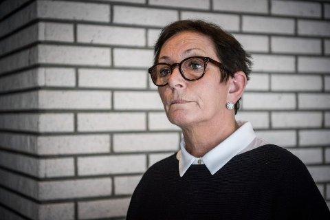 FIKK SLUTTPAKKE: Tidligere Lenvik-rådmann Margrethe Hagerupsen. Arkivbilde.
