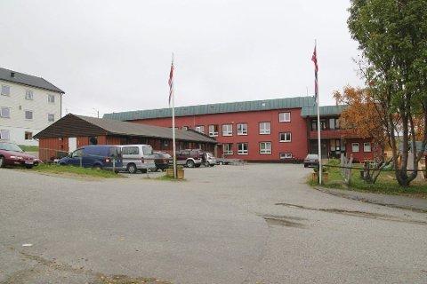 UDI LEGGER NED: Asylmottaket i Vadsø er et av mottakene som nå legges ned.  Foto: Henriette baumann