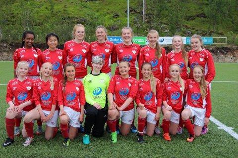 MANGE LAG: Ulfstind IL J16 er ett av 17 lag fra Troms som vi potensielt kan direktesende under Norway Cup. Sendeplan oppdateres fra dag til dag.