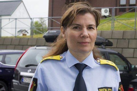 MÅ PRIORITERE: – Finnmark er et stort geografisk område, så vi må prioritere ganske hardt, sier Politimester i Finnmark, Ellen Katrine Hætta.