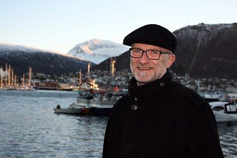 NY MANN I MDG: - Jeg meldte meg ut av Venstre da partiet valgte å gå i regjering med -Frp, sier Arne Wilhelm Theodorsen