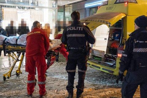 FOR MYE: – Når du må ha legetilsyn når man kommer ut fra en uteplass, er det for mye, sier operasjonsleder Steinar Gudmundsen.