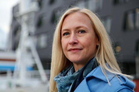 NY STYRELEDER: Renate Larsen ble torsdag oppnevnt som ny styreleder for Helse Nord.