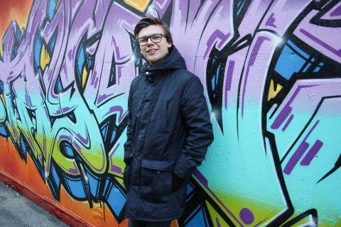 THIRD ATTEMPT: Med to tidligere artistnavn i bagasjen, håper Torje Fagertun Spilde på at alle gode ting er tre.