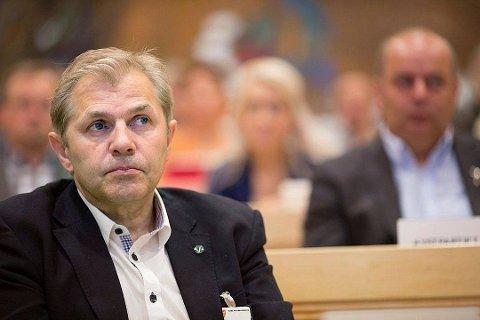 NY PC-ORDNING: Fylkesråd for utdanning i Troms, Roar Sollied (V), mener den nye PC-ordningen er mer tilpasset den nye teknologiske virkeligheten. Arkivfoto