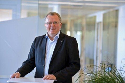 OPP I LØNN: Eldar Sætre endte med 15 millioner kroner i skattbar inntekt i fjor.