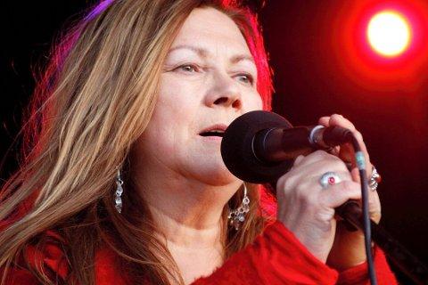 TIL MÅLSELV: Den kjente samiske artisten Mari Boine er klar for Kalottspel, som går av stabelen i Målselv i august.