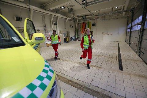 «113 - Når sekundene teller» er arbeidstittelen på dokumentarserien om akuttberedskapen med utgangspunkt i Universitetssykehuset Nord-Norge.