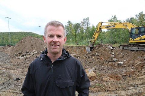 NY JOBB: Børre Krudtå blir fylkesutdanningsjef i Troms. Foto: Stein Wilhelmsen