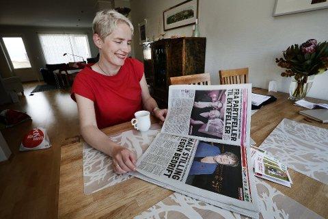 GIR SEG: Ingrid Marie Kielland, SVs gruppeleder i Tromsø, har gitt partiet beskjed om at hun ikke ønsker gjenvalg.