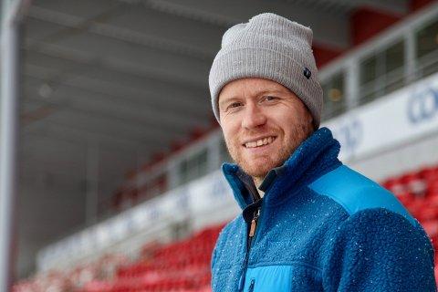 TILBAKE: Tom Høgli spilte sin første offisielle hjemmekamp på syv år søndag. FOTO: Asbjørn Jaklin.