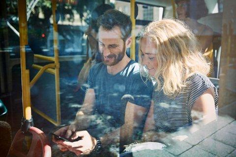 BAKTERIEFELLE: Sommertemperaturen på bussen gjør den til et godt hjem for bakterier.