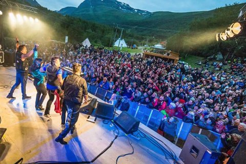 KLAR: Årets Riddu Riddu-festival kan by på konsert med ISÁK, slampoesi-forestilling og samisk rap.