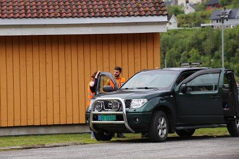 LETEAKSJON: En savnet person ble funnet omkommet etter leteaksjon i Lavangen torsdag.
