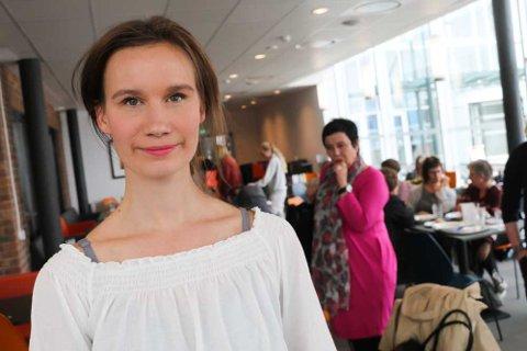 SKUFFET: Sunniva Andreassen varslet om seksuell trakassering fra Trond Giske. Hun er ikke fornøyd med at Giske nå ligger an til et politisk comeback.