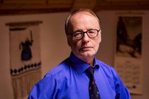 PÅ TILTALEBENKEN: Knut Skjærgård er tiltalt for ulovlig advokatvirksomhet.