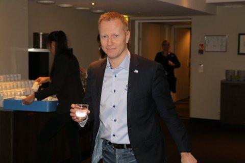 Knut-Eirik Dybdal er imponert over dugnadsinnsatsen man legger ned i Finnmark for at årets utgave av Arctic Race of Norway skal bli vellykket.