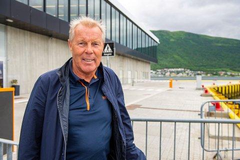 LØST FRA KONTRAKTEN: Trygg vakt flytter ikke inn i Havneterminalen slik opprinnelig planlagt. Det bekrefter Ernst Myrbakk, styremedlem og største aksjonær i Trygg vakt, til Nordlys.