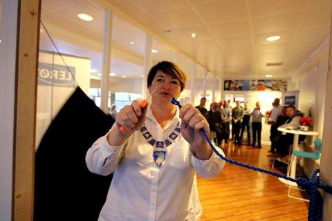 36 MILLIONER KRONER: Karlsøy kommune er blant kystkommunene som får millioner fra statens havbruksfond. - Vi er veldig fornøyd med tildelingen, sier ordfører Mona Pedersen. Arkivbilde.