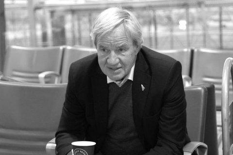 VIL SLUTTE: Bjørn Kjos håper han ikke sitter i Norwegian-sjefstolen om tre år.