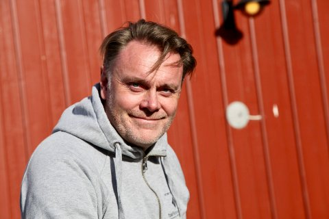GJØR BYKS: Bård Sverdrup, gründer og eier av Totalrenovering-konsernet, har så han klarer seg. - Formuen gjenspeiler at Totalrenovering går bra, og det er vi glade for. Foto: Asbjørn Jaklin
