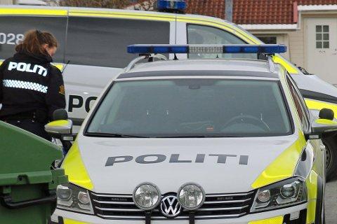AKSJON: Politiet var to ganger på adressen i Tromsdalen 24. mai i fjor.