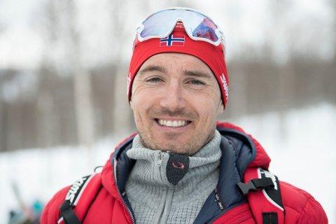 STERKEST: Andreas Nygaard vant La Diagonela i Sveits lørdag. Arkivfoto.
