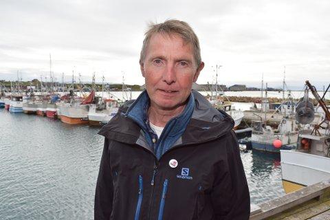 Jens Ingvald Olsen fotografert ved en tidligere anledning.